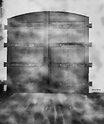 Old Doors Metal Prints - Door 3 Metal Print by Cheryl Young