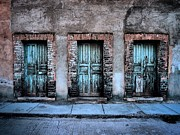 Skip Hunt Acrylic Prints - Door #3 Acrylic Print by Skip Hunt