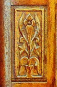 Balram Panikkaserry - Door Carving