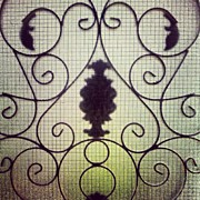 Garden Art - #door #glass #garden #art #home #house by Abdelrahman Alawwad