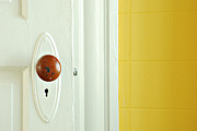 Doorknob Prints - Door Print by HD Connelly