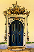 Europe Digital Art - Door in Instanbul by Tom Prendergast