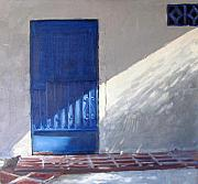 Tiles Originals - Door Shadow by Podi Lawrence