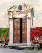 Greg Matchick - Doorway at Villa Mon...