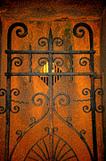 Final Resting Place Metal Prints - Doorway to Death Metal Print by Paul Ward