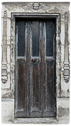Blue And Brown Prints - Doorway to Eternity Print by Tony Grider