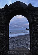 Nabucodonosor Perez Metal Prints - Doorway to the sea II Metal Print by Nabucodonosor Perez