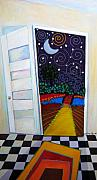 Anne Nye Acrylic Prints - Doorway To Tomorrow Acrylic Print by Anne Nye