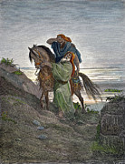 Dor�: Good Samaritan Print by Granger