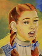 Toto Paintings - Dorothy of Oz by Lisa Leeman