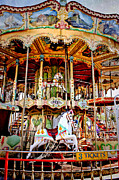 Eye Shutter To Think - Double Decker Carousel