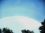 Double Rainbow After The Storm Print by Marsha Heiken