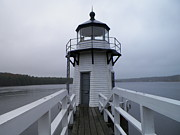 Julie Hodgkins - Doublin Point Lighthouse...