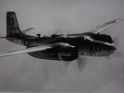 Not In Service Photos - douglas A-26 by Everett Hickam