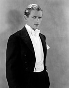 Evening Wear Acrylic Prints - Douglas Fairbanks, Jr., Early 1930s Acrylic Print by Everett