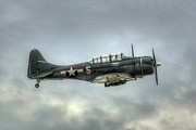 Gerry Mann - Douglass SBD Dauntless