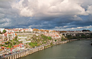 Old Town Photos - Douro River And Old Town Of Porto by Harri