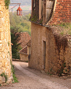 Greg Matchick - Down the Lane in Beynac...