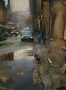 Tibor Nagy - Down the Street