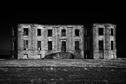 Downhill Demesne Castle Ireland Print by Joe Fox