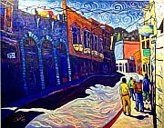 Steve Lawton - Downtown Bisbee