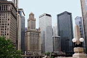 Chicago Photography Originals - Downtown Chicago by Sophie Vigneault