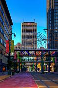 City Hall - Downtown Color by Don Nieman