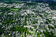 State College Prints - Downtown Keene Print by Greg Fortier