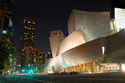 Down Town Los Angeles Photos - Downtown Los Angeles by Dung Ma