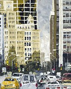 Dumba Peter - Downtown Manhattan