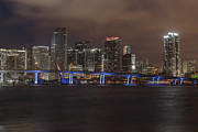 Atlantic Ocean Originals - Downtown Miami 2012 by Dan Vidal