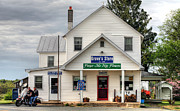 Historic Country Store Photo Prints - Dowtown Somerville Print by JC Findley