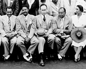 African-american Photos - Dr. Charles Drew Center, Cab Calloway by Everett