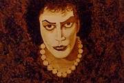 Tim Paintings - Dr. Frank-N-Furter by Terry DeMars