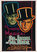 March Photos - Dr. Jekyll And Mr. Hyde, Fredric March by Everett