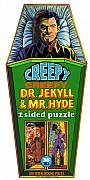 Toys Drawings - Dr. Jekyll and Mr. Hyde by Harold Shull