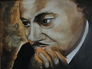 Martin  Luther Paintings - Dr. Martin Luther King by Daniel Masterson