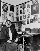 Typewriters Photos - Dr. Mary Bethune 1875-1955 Educator by Everett