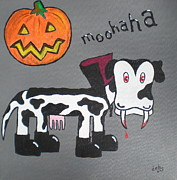 Moo Originals - Dracula by Sheep McTavish