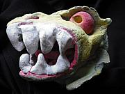 Dragon Ceramics - Dragon Growl by Shawn Mackniak