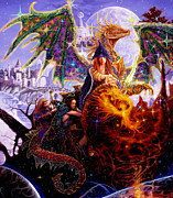 Steve Roberts - Dragon Master