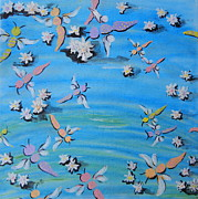 Dragonflies Originals - Dragonflies Dance by Anastasia Ely