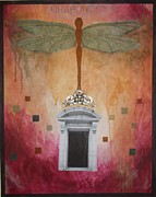 Claudia Stewart - Dragonfly Door