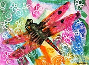 Kelly Originals - Dragonfly Fairy II by Miriam  Schulman