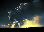 Summer Storm Prints - Dramatic Skies Print by Robert Ball