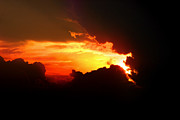Torment Photos - Dramatic sunset by Emanuel Tanjala
