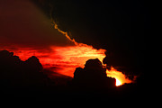 Torment Photos - Dramatic sunset II by Emanuel Tanjala