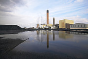 Most Photo Posters - Drax Coal-fired Power Station, Uk Poster by Colin Cuthbert