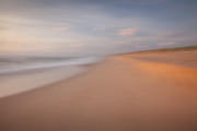 New England Ocean Prints - Dream Beach Print by Susan Cole Kelly