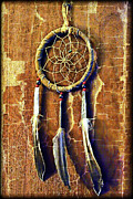 Dream Catcher Art Framed Prints - Dream Catcher Framed Print by DMSprouse Art
